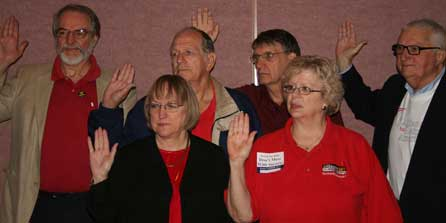 Texas Alliance for Retired Americans leaders